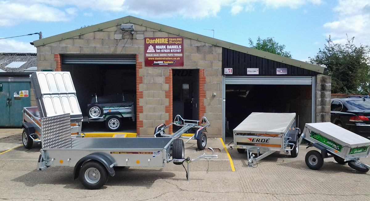 New Ifor Williams Trailers - Trailers for Sale UK
