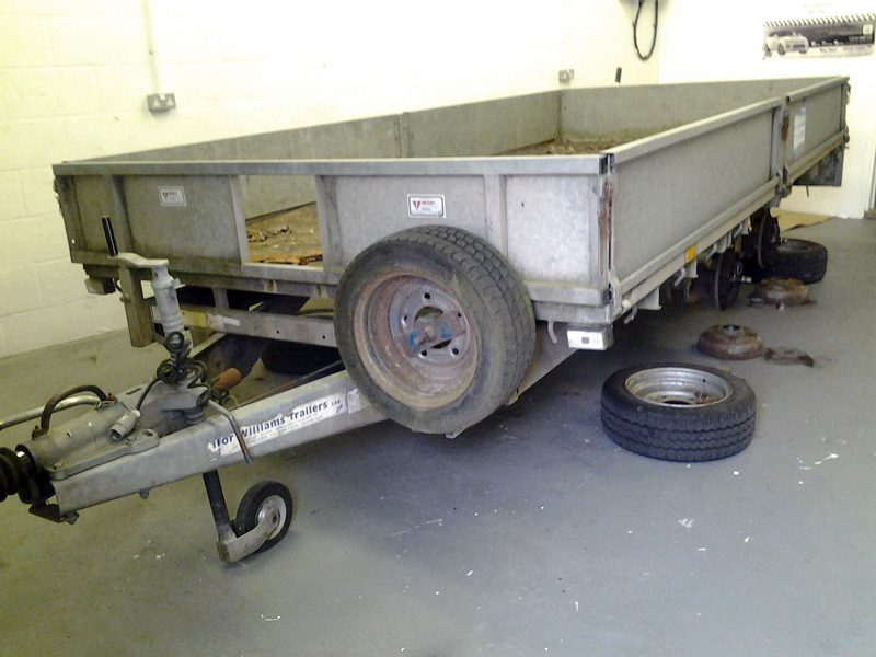 New Trailer Brake Shoes Danhire Menu Of The Daydanhire