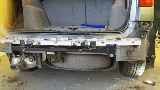 bmp towbar fitting