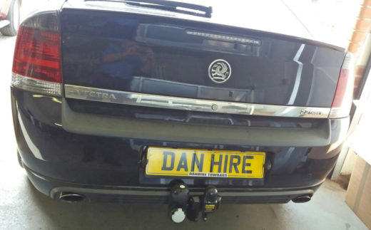 Vauxhall-Vectra-fitted-with-Fixed-Flange-Towbar